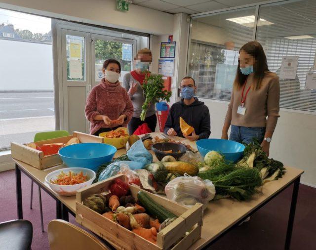 L'association « Compiègne en Transition » au service du Samu Social de l'Oise